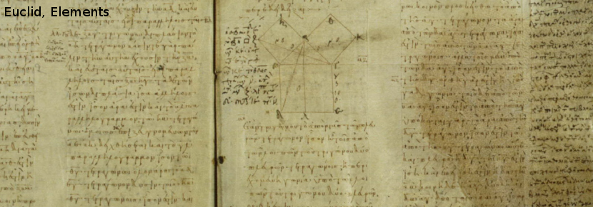 Euclid, ``Elements''